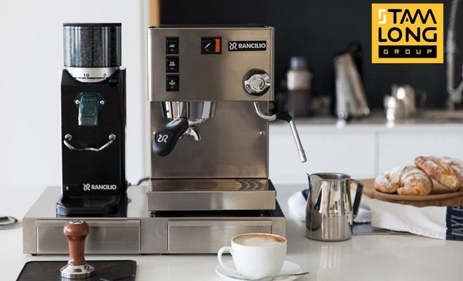 The Rancilio Coffee Machine C 1