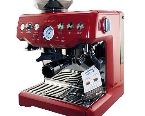 Cafe Espresso Breville Bes870xl 2 1