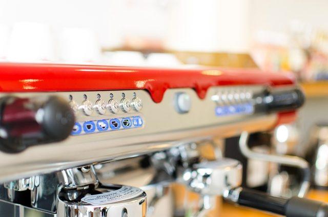 Máy pha cà phê BFC Delux 2G/14/EL